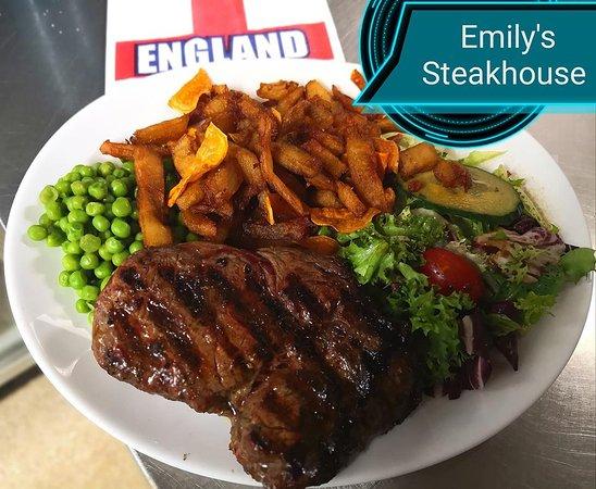 Emily's Steakhouse Penang: Food & Beverage