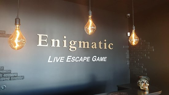 Enigmatic Brétigny - Live Escape Game