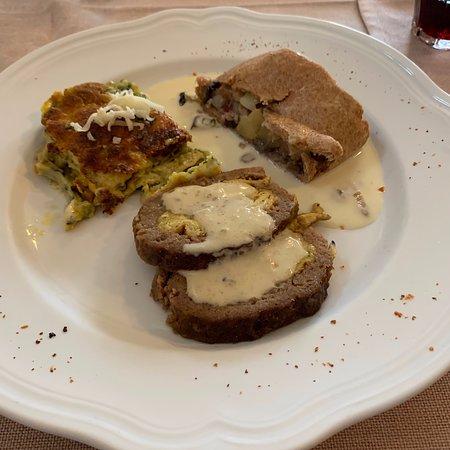 Giavera del Montello, Italy: Antipasto caldo
