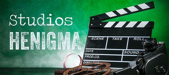 Henigma: Nos studios pour vos soirées crées sur mesure