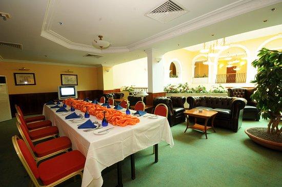 Coral Port Sudan Hotel: Meeting room