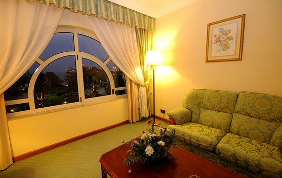 Coral Port Sudan Hotel: Guest room