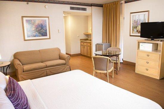 Ciudad Victoria, Meksika: Guest room