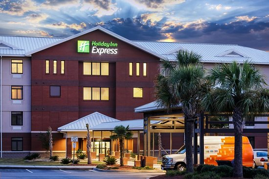 HOLIDAY INN EXPRESS FORT JACKSON INN ON FORT JACKSON - Updated 2019