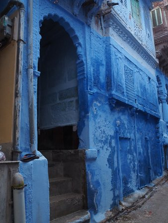 Smart India Tours: Blue city, Jodhpur