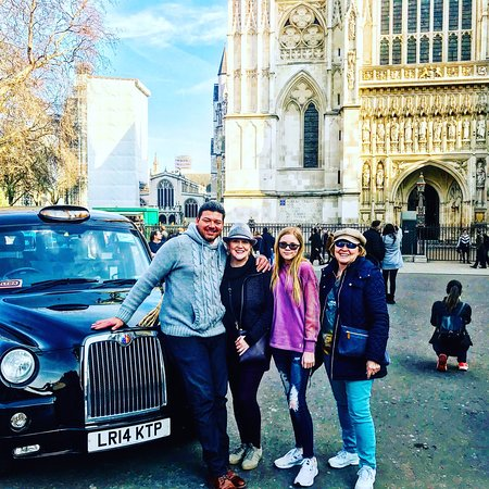 Cabital City Tours London