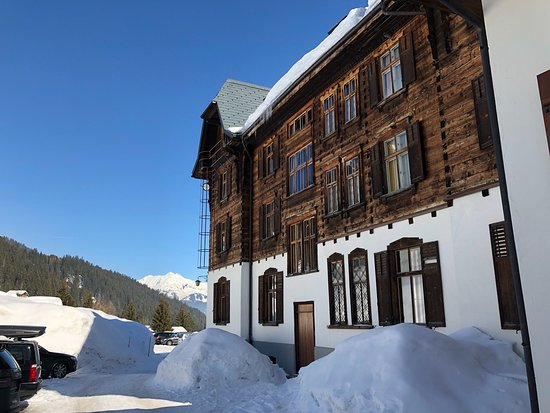 Bilde fra Hotel Madrisa