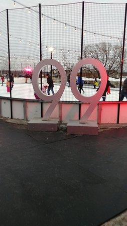 #99 - ice skating.