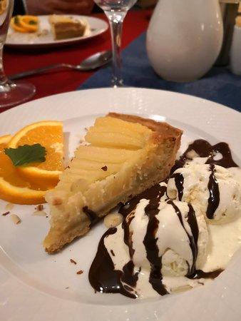 Havneby, Denmark: Dessert