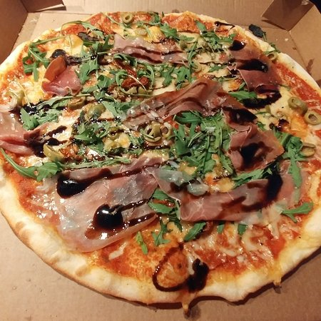 Good Friday take away pizza's