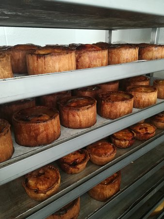 Bridgnorth, UK: Pork Pie's
