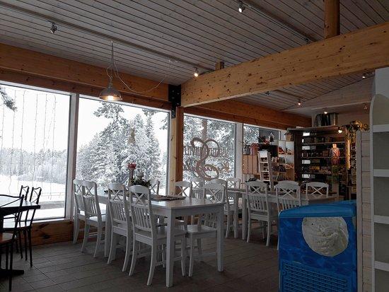 Valkeala, Finlandiya: Kahvila