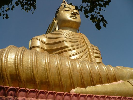 Beliatta, Sri Lanka: Wewrukannala Buduraja Maha Viharaya