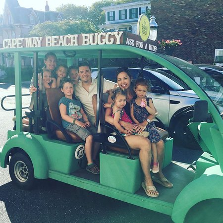 Cape May Beach Buggy