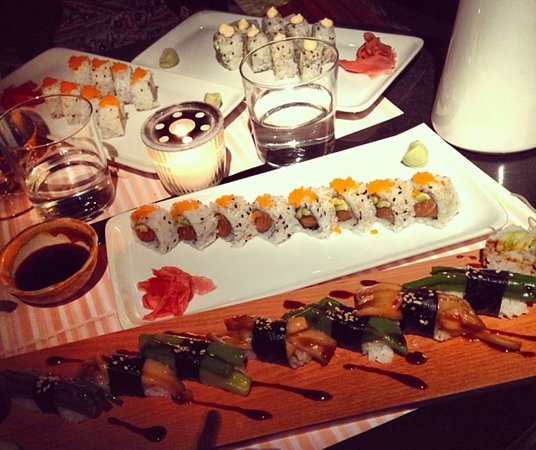 Снимок Juma sushi bar & restaurant