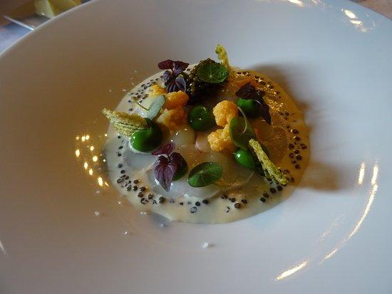 L'Essentiel: Mon épouse a adoré cette entrée avec caviar.