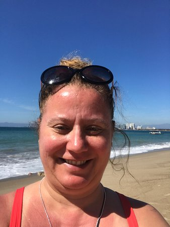 Puerto Vallarta, Messico: First day on the beach