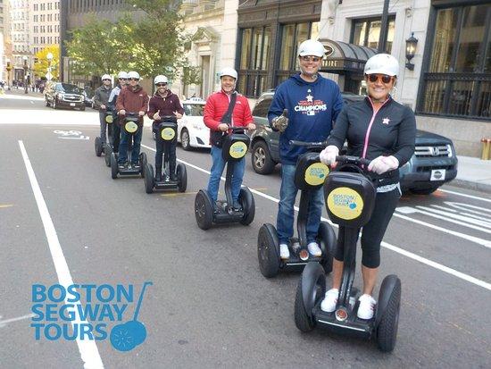 "Boston Segway Tours: THE #1 TOUR on#tripadvisorthat brings#familytogether & creates lasting#memories.#Boston#Segway#Tours""best way to see the city""😎www.bostonsegwaytours.net"