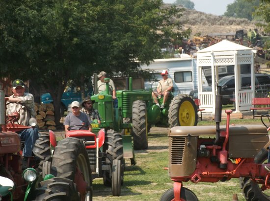 Union Gap, WA: The Pioneer Power Show & Swap Meet is held the 3rd weekend of August and features an equipment parade, working single stroke engines, hit-n-miss engines and more. It is held on the museum grounds.