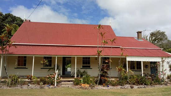 Pitcairn Settlers Village