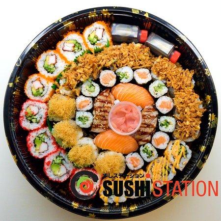 Sushi Station Hoofddorp Photos Restaurant Reviews Order Online Food Delivery Tripadvisor Online ordering menu for sushi station revolving sushi bar. sushi station hoofddorp photos