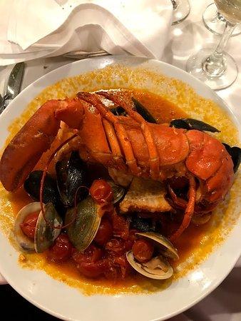 Lobster, delicious!