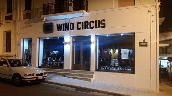 Wind Circus