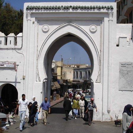 Old mdina of Tangier