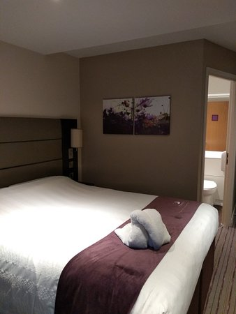 Great stay at Premier Inn on the edge of the Peak District