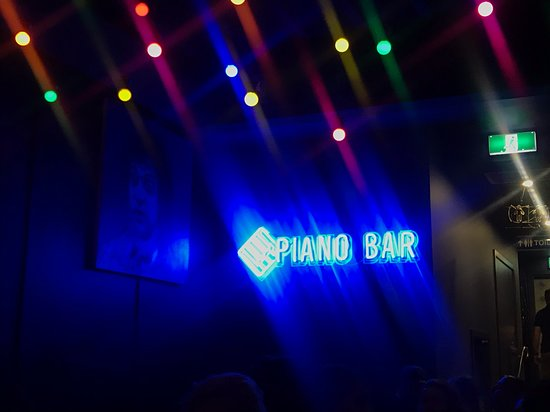 Lights Camera Action Picture Of Piano Bar Geelong