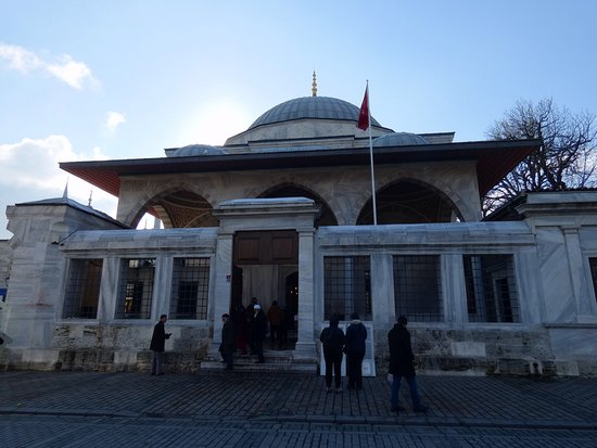 Sultan Ahmet Tomb