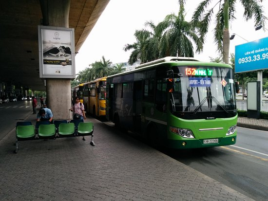 Airport Bus # 152
