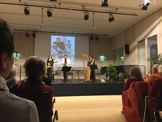 Ranshofen, Áustria: Konzert im Schlosssaal