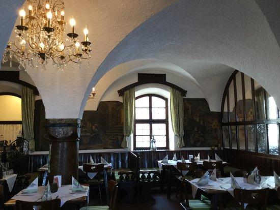 Ranshofen, Áustria: Restaurant