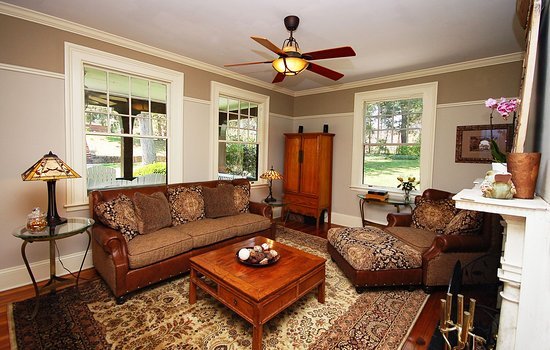 This Right Front Parlor Is Another Common Area For Guests To Relax In We Do A Social Hour In This Room Every Evening With Wine And Delicious Appetizers For Our Guests To
