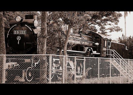 D51 222 Steam locomotive