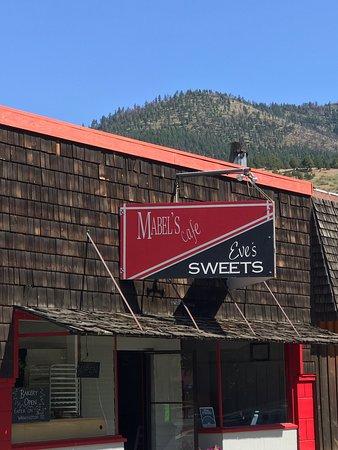 Canyon City, Oregon: Eve's Sweets & Mabel's Cafe