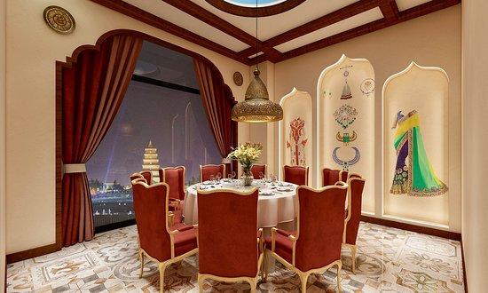 Amber Palace Indian Fusion Xi'an