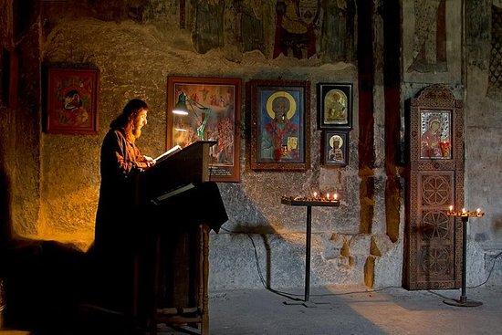 从巴统到库塔伊西景点和Vardzia洞穴的4日私人旅游
