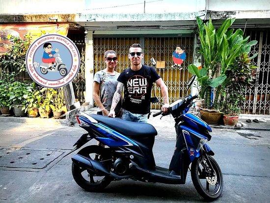 Fatboy's Motorbike Rentals Sathorn and Silom