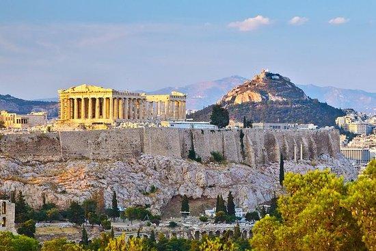 O melhor de Atenas: excursão privada...