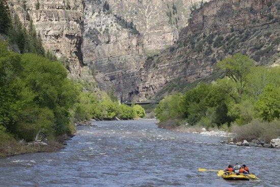 Excursion en rafting de courte et moyenne durée à Glenwood Springs