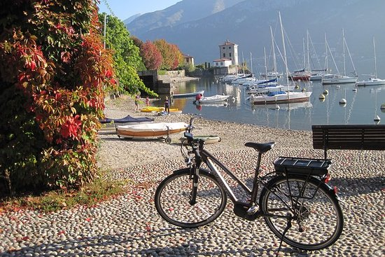 E-Bike Tour fra Bellagio pluss...