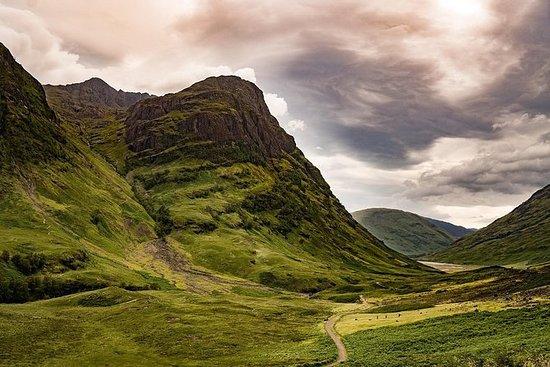 2天Eilean Donan,尼斯湖和西北高地从格拉斯哥出发