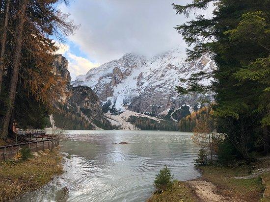 Lago di Braies: stunning