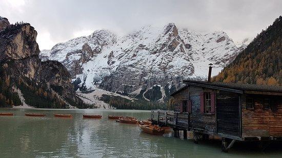 Lago di Braies: beautiful