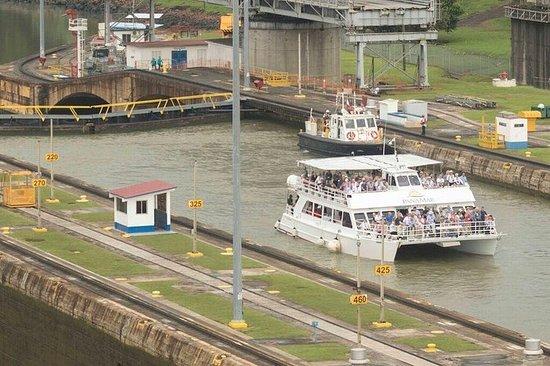 Tour del Canale di Panama