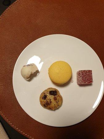 Essen auf Sterneniveau - mit ein wenig Verbesserungspotential beim Service