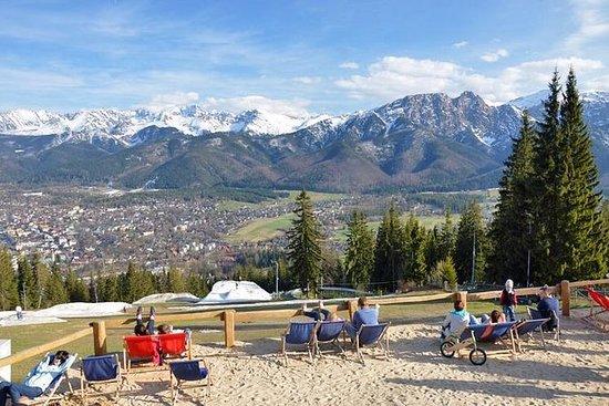 Monti Tatra e Zakopane Gita di un