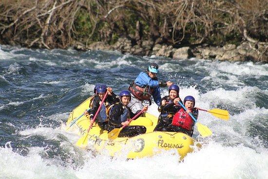 Rafting in Cajon del Maipo